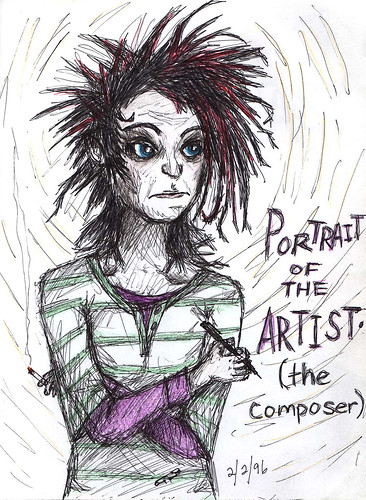 Portrait of the Artist (The Composer)