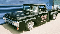 1958 Mercury (bballchico) Tags: black slr truck canon mercury pickup 1958 hotrod chopped custom lowered carshow merc kustom goodguys goodguysrodcustom bigjohnsbutchershop rebel2000eos goodguysnorthwestnationals