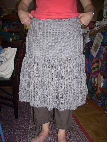 show off ruffle skirt 2