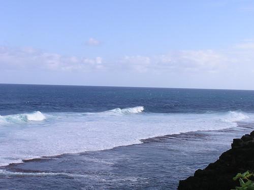 Mauritius - Waves at Gris Gris