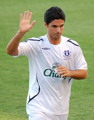 Arteta, Everton Suffer From Tim Duncan Syndrome