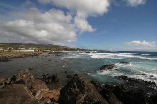 Hanga Roa, Rapa Nui/Easter Island.