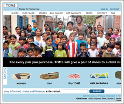 Check out TOMS Shoes! by whatsthediffblog, on Flickr