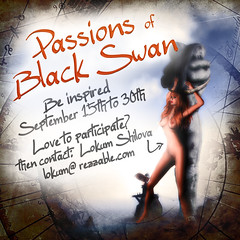 Passions of Black Swan - Be Inspired
