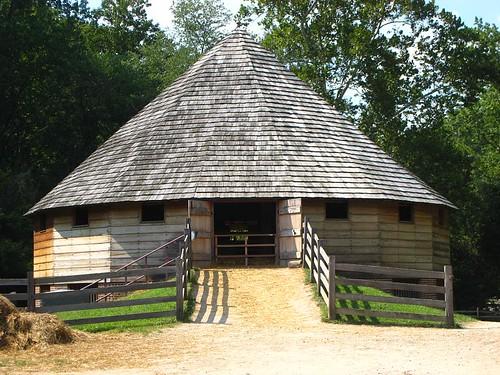 The Threshing Barn (Rebuilt)