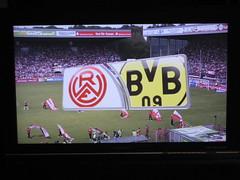 DFB-Pokal Rot-Weiss Essen vs. Borussia Dortmund