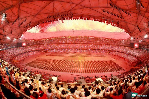 Beijing 2008 Olympic Opening - (2) by you.