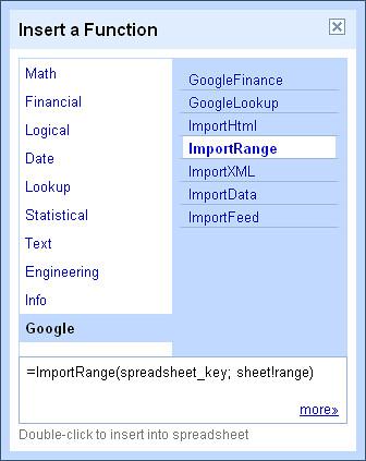 Spreadsheet: Find + Replace, SPLIT und ImportRange Formel