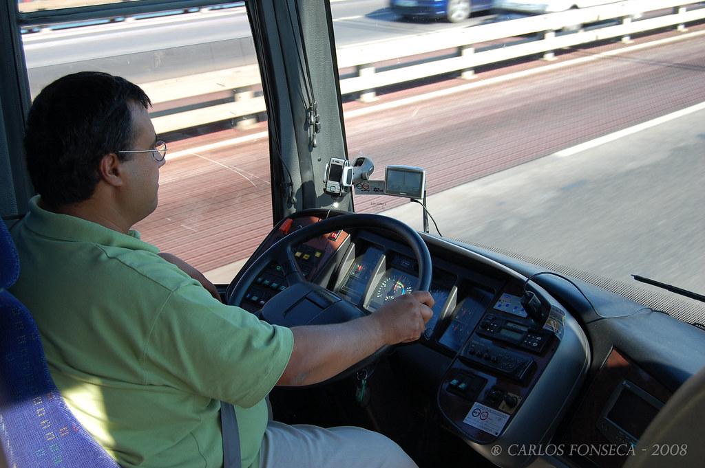 Driver Man....
