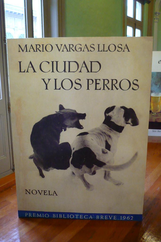 La ciudad y los perros, de Vargas Llosa