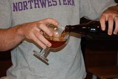 The pour 1