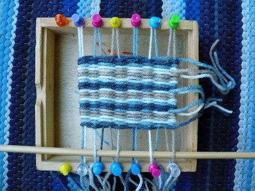 Project 1 on loom