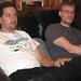 20080718 - Post-Construction Party #1 - (by Christian D) - Clint, Mark - 2721442184_e02d7fee9f_o