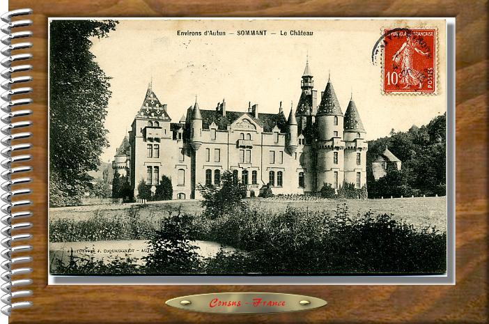 SOMMANT- Le Château