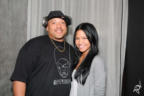 DJ O.G.ONE and Cassie