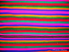 Color my dreams (From Afghanistan With Loveّ) Tags: world travel afghanistan colors traditional culture shawl woven 2008 weave woolen bamyan zeerak safrang hamesha javaid