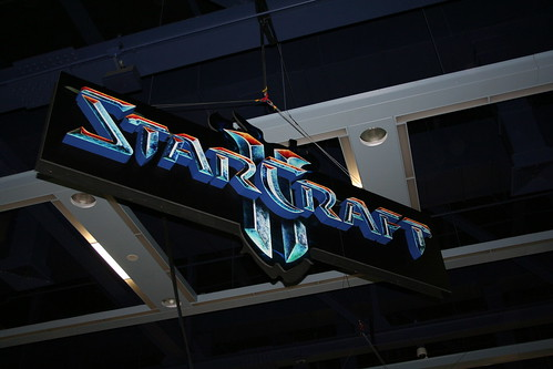 Starcraft II Sign