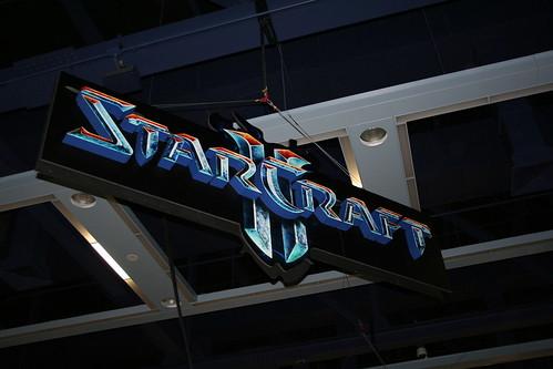 Starcraft II Sign