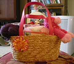 Pink Swap basket