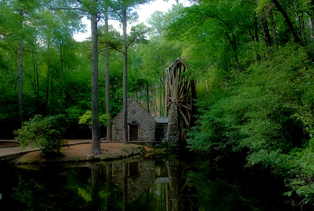 ~The Mill at Berry College~