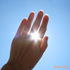 You are it (Katrin Ray) Tags: light summer sky sun macro creativity poetry artistic story fiatlux aworkofart andtherewaslight sunnymood thatscreativity katrinray oacaophotos