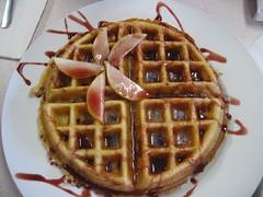 Yummy waffle 1