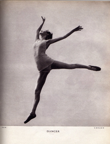 dancer, joy