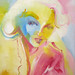 Lana Turner 1946 (1993) by Stephen B Whatley