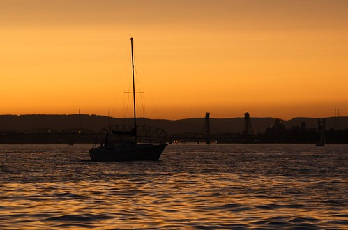 water oregon sailboat river portland boat martha damien columbia