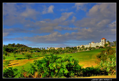 El Conquistador Golf Resort Fajardo Puerto Rico (j glenn montano 3) Tags: door golf puerto golden glenn el resort course rico spa fajardo montano conquistador justiniano colourartaward