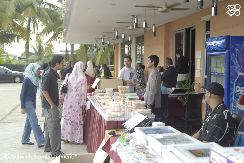 Nasi Beriyani Amal Mini Bazaar (11)
