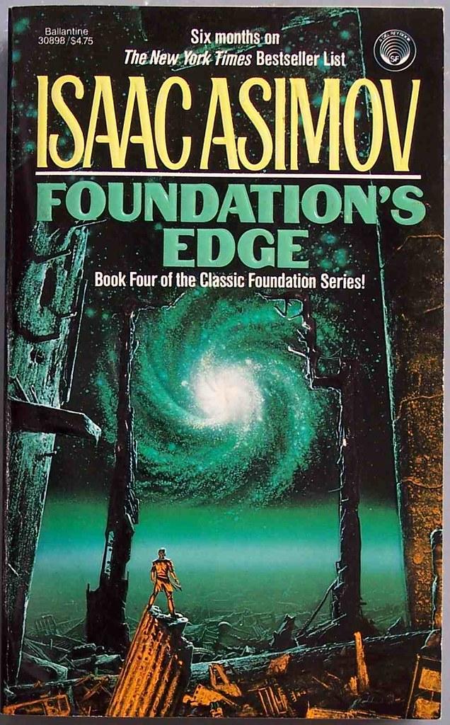 Libro límites de la Fundación
