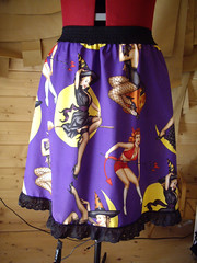 Lettice's Bewitched Skirt