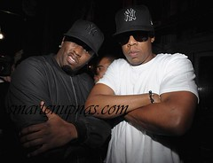 jay-z and diddy at robin thicke album release party