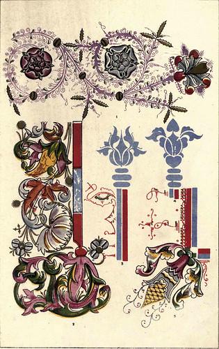 10- Siglo XIV- fragmentos de libros corales italianos excelente ejmplo de iluminacion de la epoca
