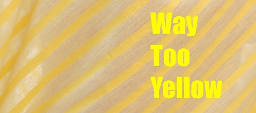 way too yellow - בלוג אופנה - fashion blog
