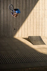 Flyover (Chris Hill-Scott) Tags: street uk bike underpass table bmx published motorway gloucester m5 cheltenham flyover tabletop wallride kicker fbm churchdown 4down