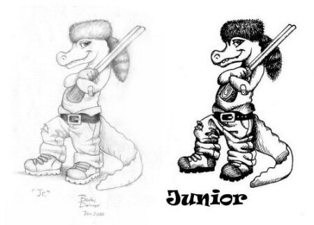 Gator - Junior