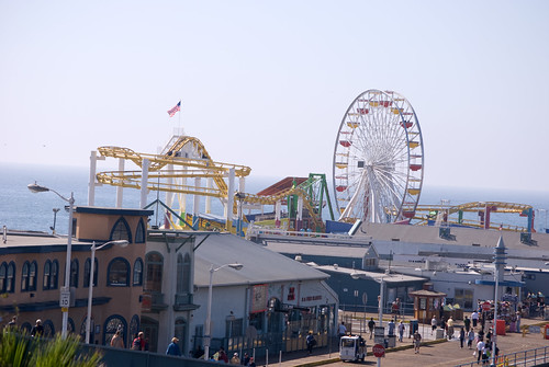 Santa Monica Pier and Beach 49