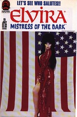 Elvira, Mistress of the Dark #15 cover