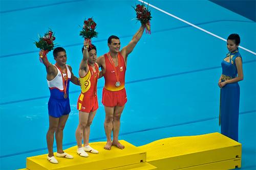Men's Floor Exercise Final