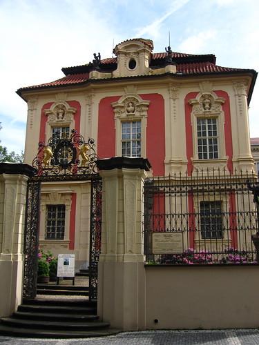 Museum Antonin Dvorak in Prague