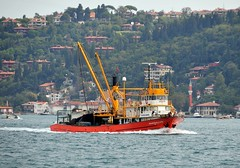 """Agaogullari 5"", Bosphorus, Istanbul, Turkey, 20 September 2008 (Ivan S. Abrams) Tags: docks turkey boats support ships istanbul taxis getty tugs straits ports blacksea ferries harbors bosphorus cruisers roro nato tugboats gettyimages vessels freighters tankers anatolia cruiseships smrgsbord liners warships ferryboats countermeasure workboats fireboats policeboats seaofmarmara ottomanempire bulker dardenelles boatswater boatsocean passengerships chokepoints onlythebestare museumships bulkers ivansabrams trainplanepro feribots ivanabrams servicecraft gettyimagesandtheflickrcollection copyrightivansabramsallrightsreservedunauthorizeduseofthisimageisprohibited tucson3985gmailcom trainferries marmarisproject destroyersfrigatesgunboatspatrol craftmissile boatssubmarinescombat shipsresearch vesselssteamshipssteam shipssetam linersminesweepersmine craftnaval vesselsnato naviesfishing boatsfishermenspeedboatspower copyrightivansafyanabrams2009allrightsreservedunauthorizeduseprohibitedbylawpropertyofivansafyanabrams unauthorizeduseconstitutestheft thisphotographwasmadebyivansafyanabramswhoretainsallrightstheretoc2009ivansafyanabrams abramsandmcdanielinternationallawandeconomicdiplomacy ivansabramsarizonaattorney ivansabramsbauniversityofpittsburghjduniversityofpittsburghllmuniversityofarizonainternationallawyer"