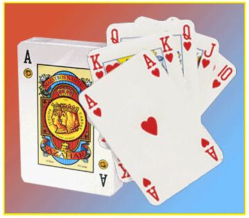 Como hacer magia con cartas