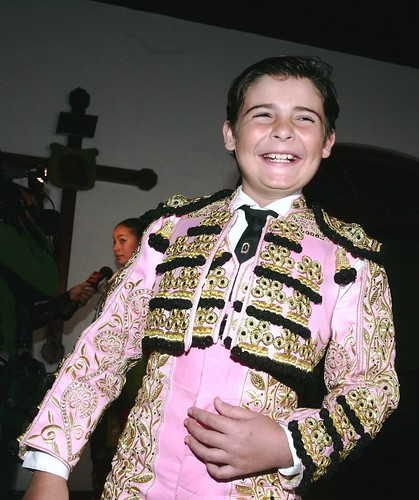 Michelito Lagravere en Acho