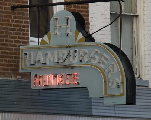 Hinkle Hamburgers - Madison, Indiana