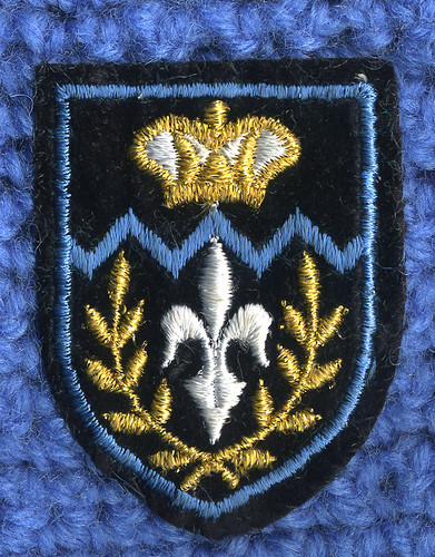 The Crest of Grover