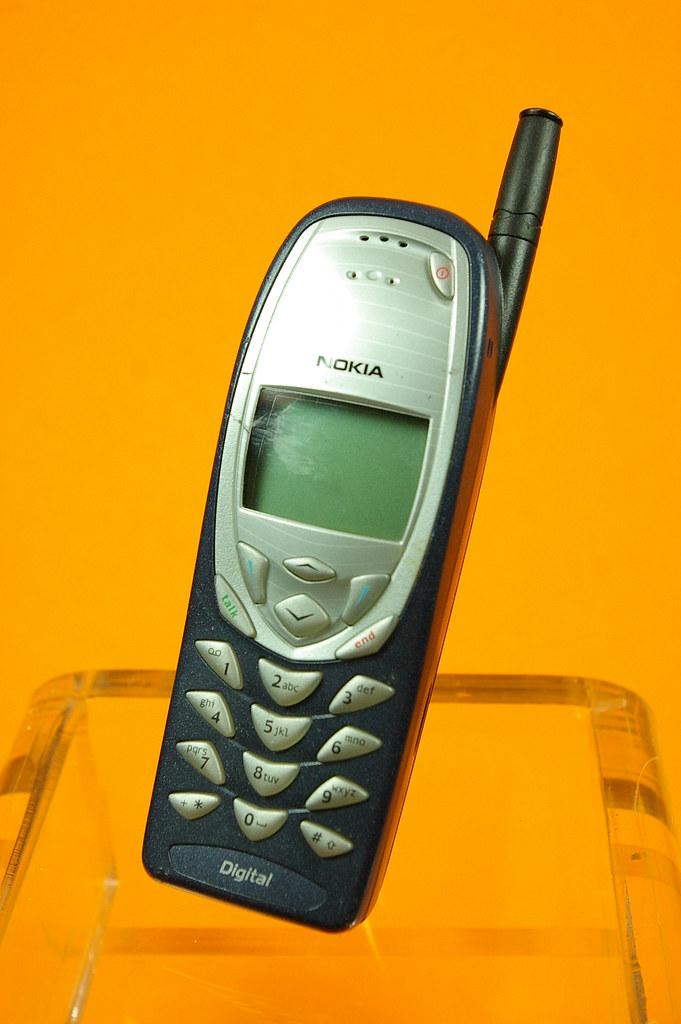 Nokia connecting dildo