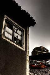 mining hdr (Peopleinpixels - Alfonso Batalla) Tags: espaa ruins industrial decay mining charcoal ruinas carbon coal hdr abandonos abandonments antracita
