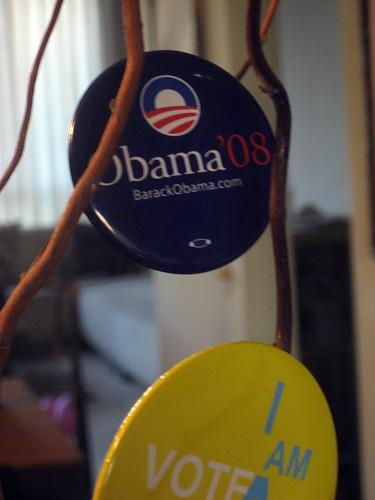Barack Obama Election Party!